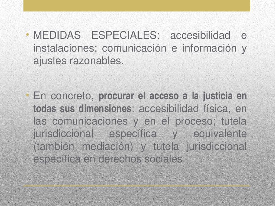A xustiza e a discapacidade: o Foro Xustiza e Discapacidade